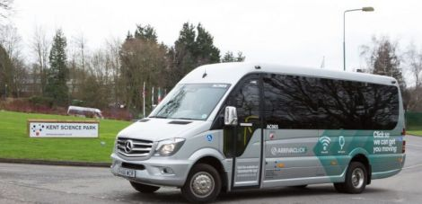 London Hire - EVM - Arriva Click