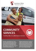 London Hire Brochure