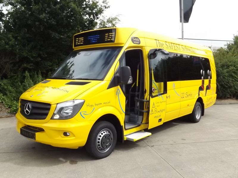 Euro VI Sprinter School Bus