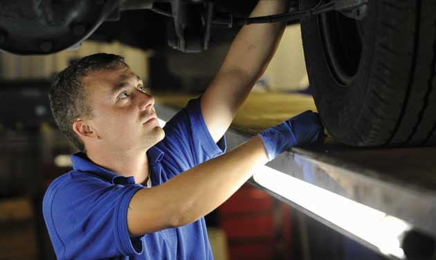 In-house Servicing, Maintenance & MOT