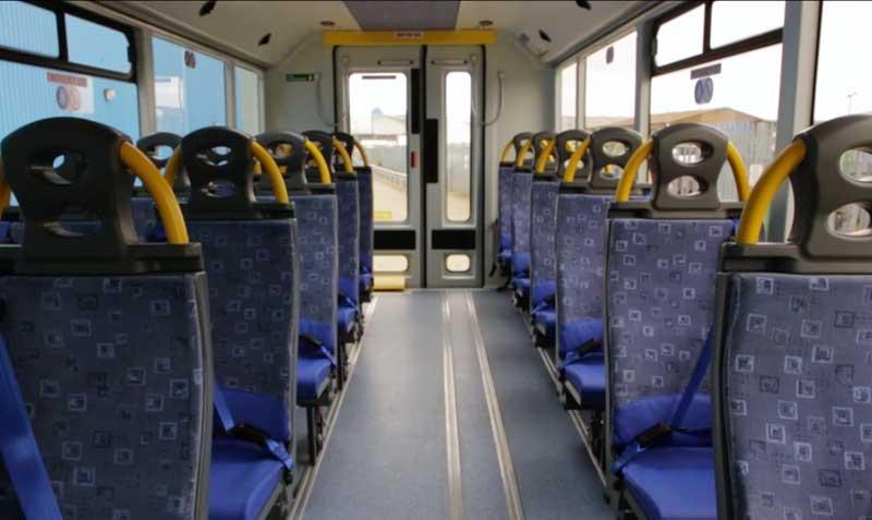 16 Seater Coach Built Treka London Hire Ltd