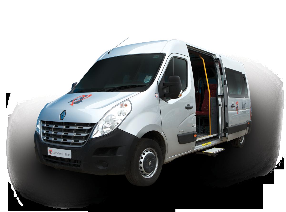 9 Seater Van Conversion