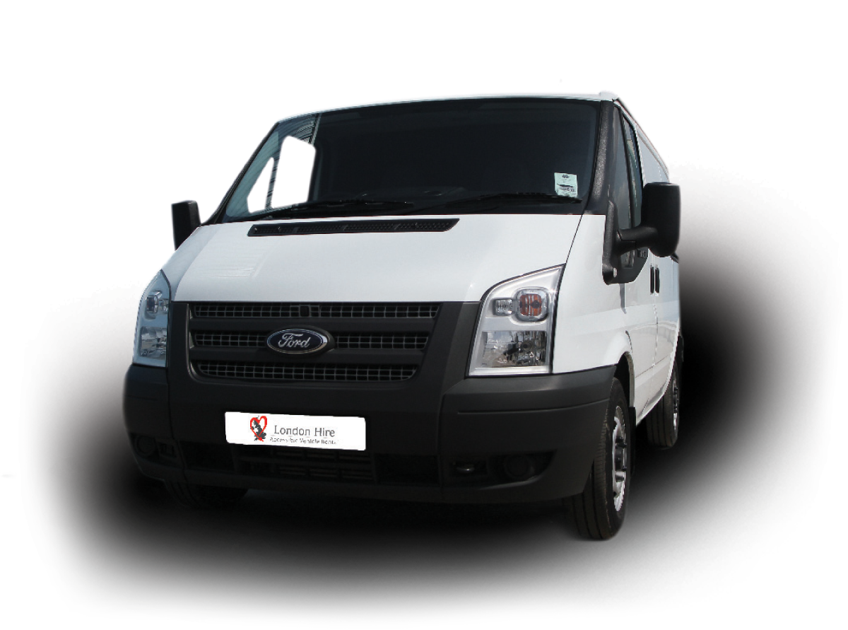 Ford Transit 260 SWB 100ps 6 Speed