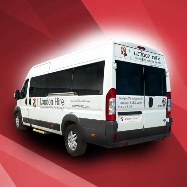 08ef2f1e786008 Minibus Lite (School Bus) - London Hire Ltd
